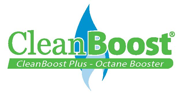 CleanBoost Logo - CB Plus Octane