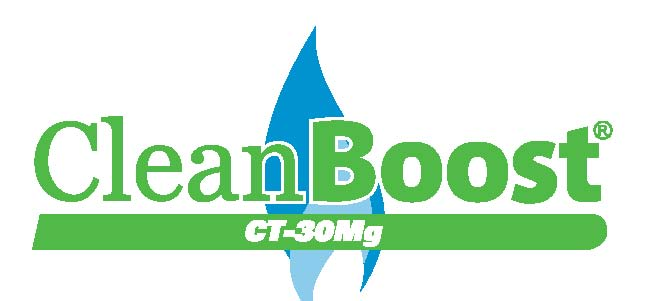 CleanBoost Logo - CT-30Mg