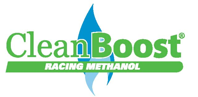CleanBoost Logo - Racing Methanol