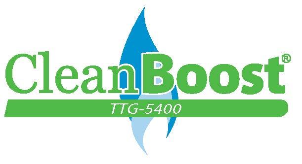 CleanBoost Logo - TTG-5400
