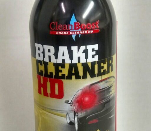 Brake Cleaner 12-2016 -new can-