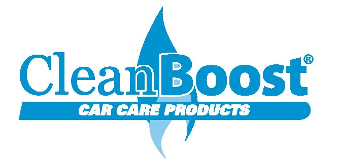 CleanBoost Logo - Car Care Products